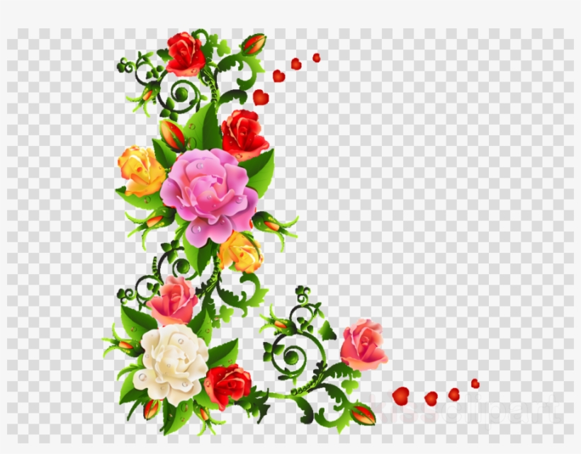 Vector Flowers Png Clipart Floral Design Flower.
