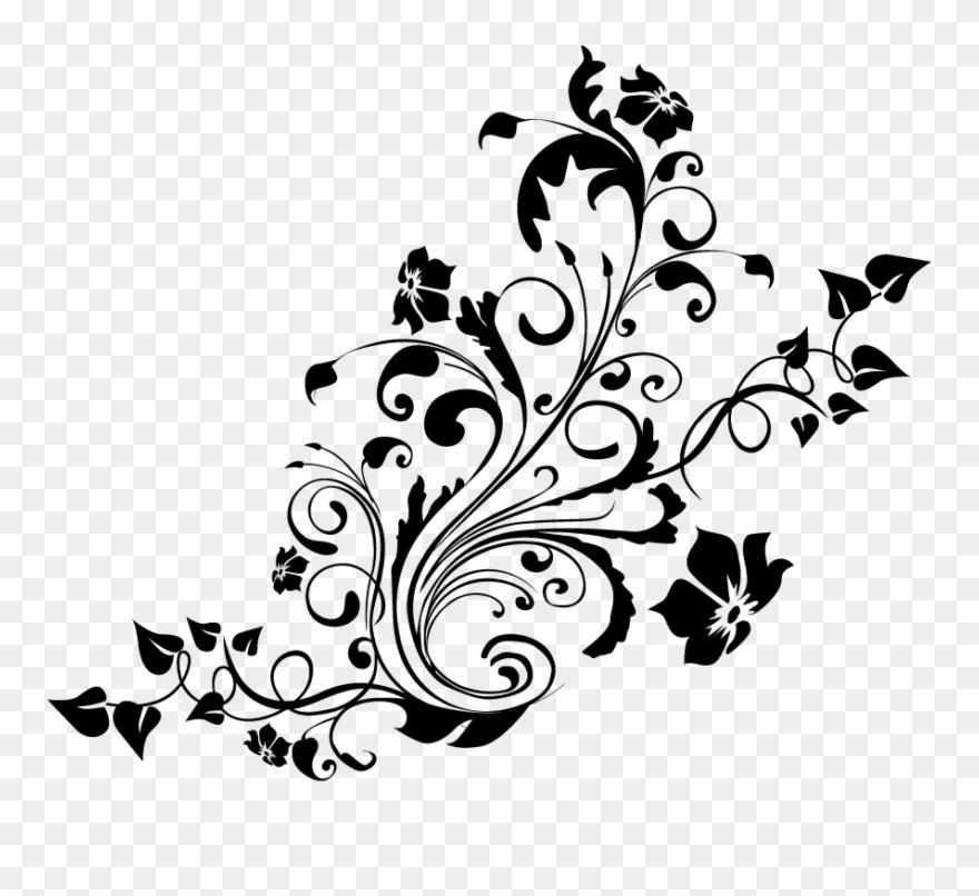 Pattern Design Floral Decoration.