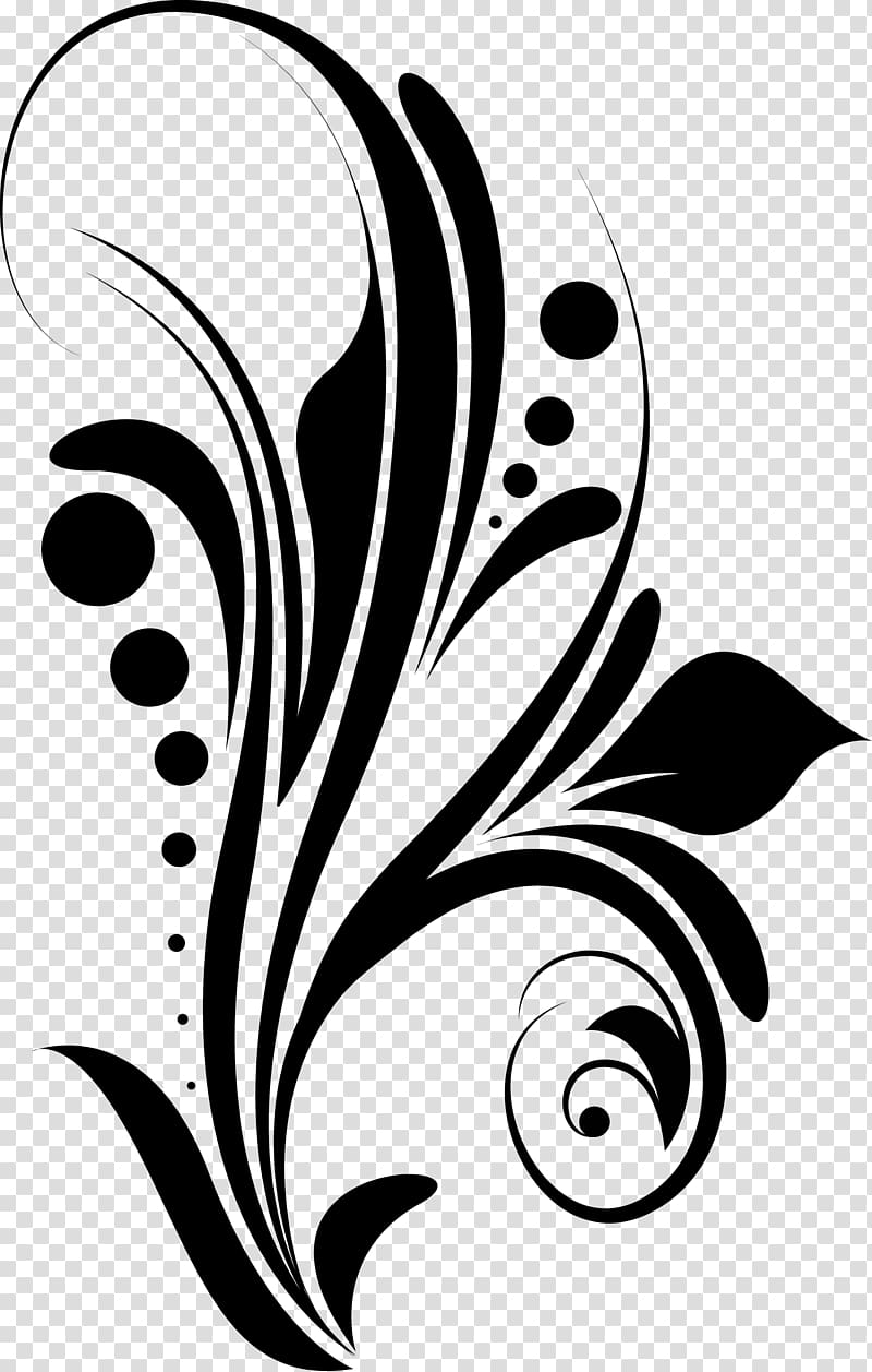 Floral design, FLOWER PATTERN transparent background PNG.
