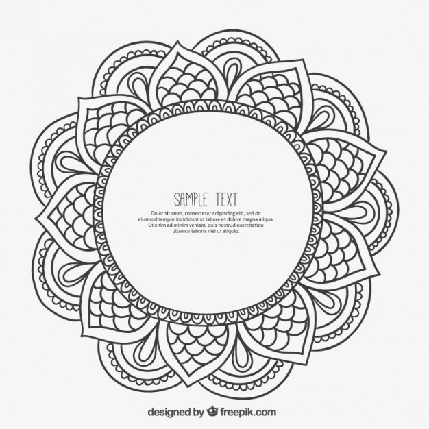 Mandala Vectors, Photos and PSD files.