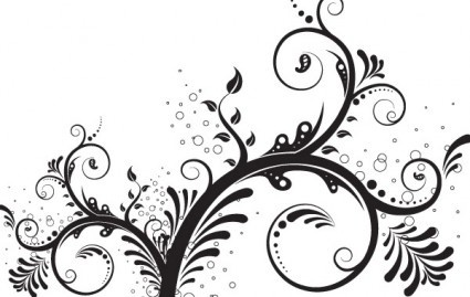 Floral ornaments vector free free vector download (12,890 Free.