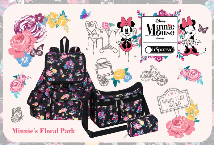 This New Minnie Mouse LeSportsac Collection is Too Adorable.