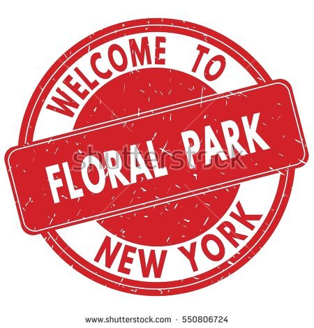Floral Welcome Sign Stock Photos, Royalty.