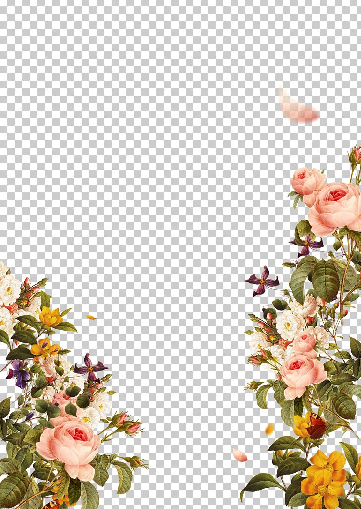 Flower Template PNG, Clipart, Artificial Flower, Background, Border.