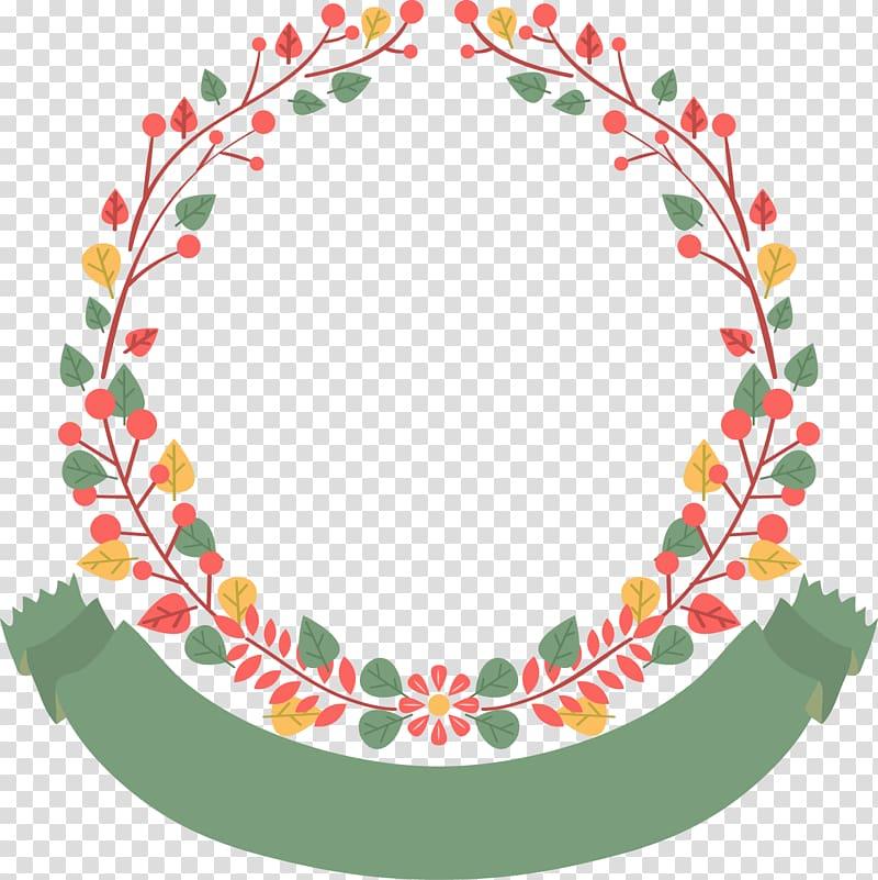 Flower Gratis, floral trim tabs flat transparent background.
