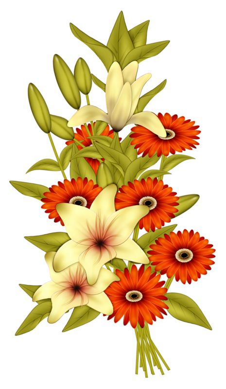 Floral tube clipart 20 free Cliparts | Download images on ... (465 x 800 Pixel)