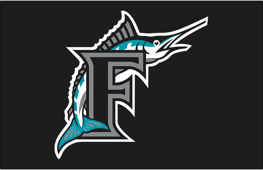 Florida Marlins Cap Logo.