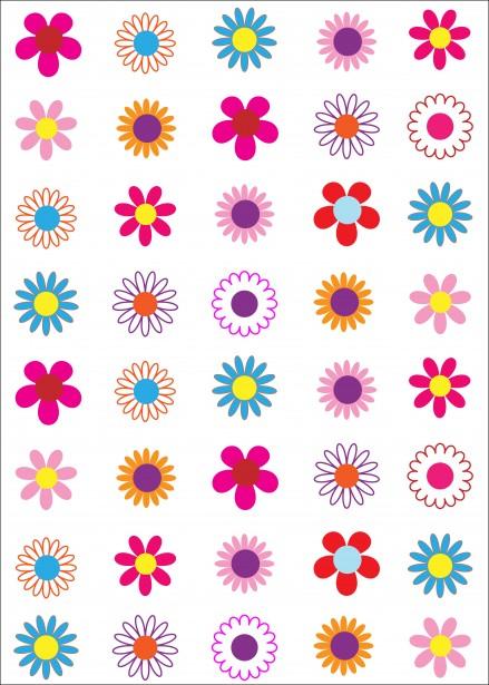 Flores clipart gratis.