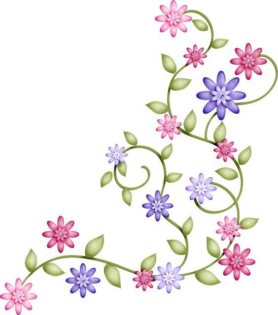 Imagenes De Flores En Caricatura En Widescreen 2 HD Wallpapers.