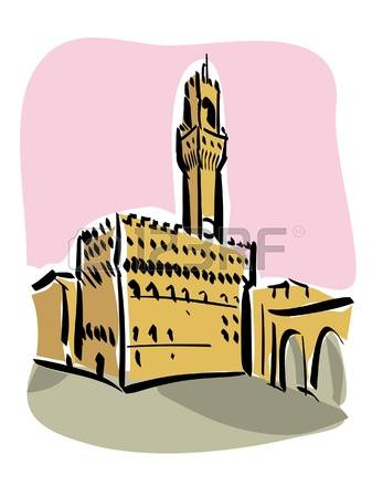 927 Florence Italy Stock Vector Illustration And Royalty Free.