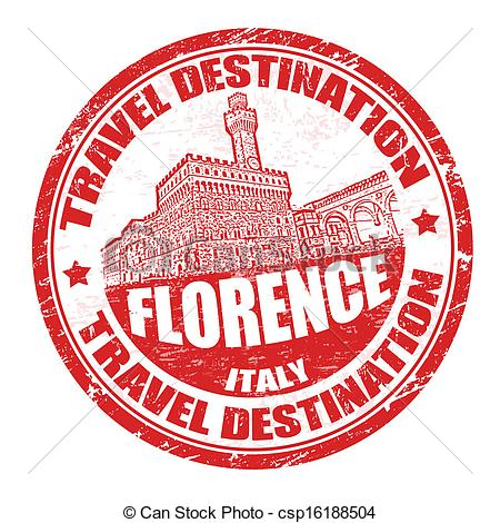 Clip Art Florence Italy Clipart.