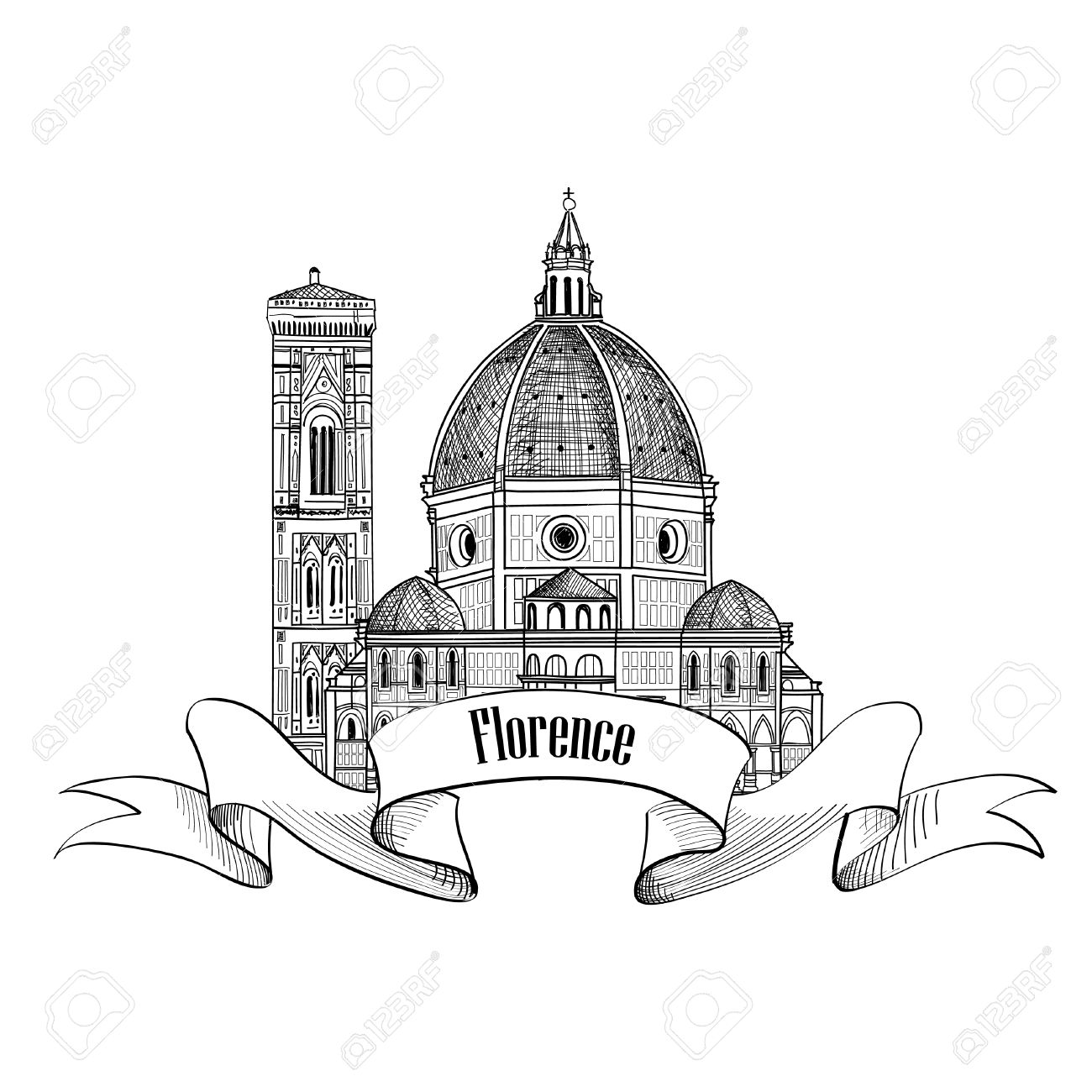 1,034 Florence Stock Illustrations, Cliparts And Royalty Free.
