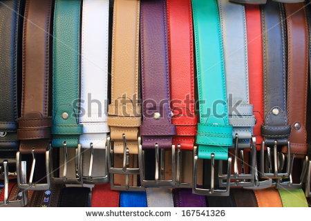 Leather Workshop Stock Photos, Royalty.