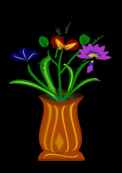Flores Clipart, vector clip art online, royalty free design.