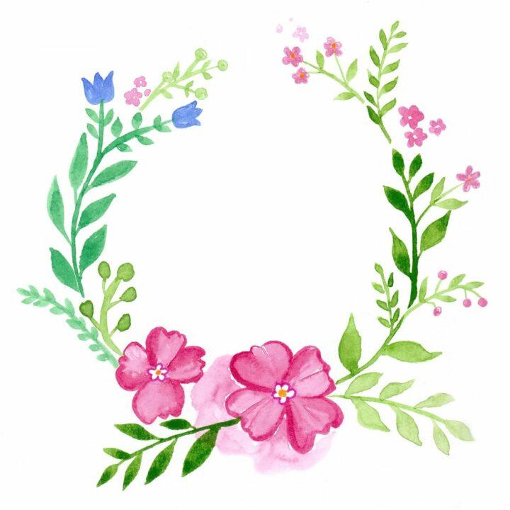 PNG Clipart Imagem Gratis No Pixabay Coroa Flores Floral.