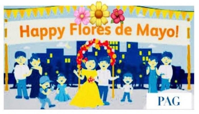 Flores de mayo clipart 7 » Clipart Portal.