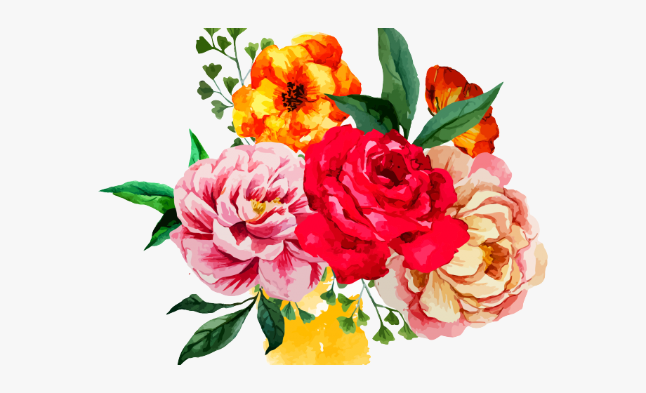 Pinterest Clipart Flower Bouquet.