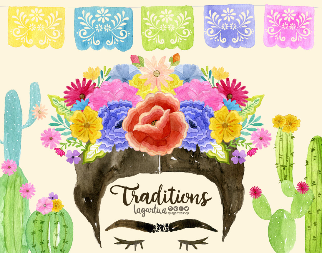 Mexican Flowers / Bordados.