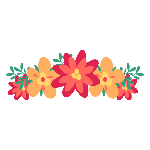 Flores mexicanas vector download free clipart with a.