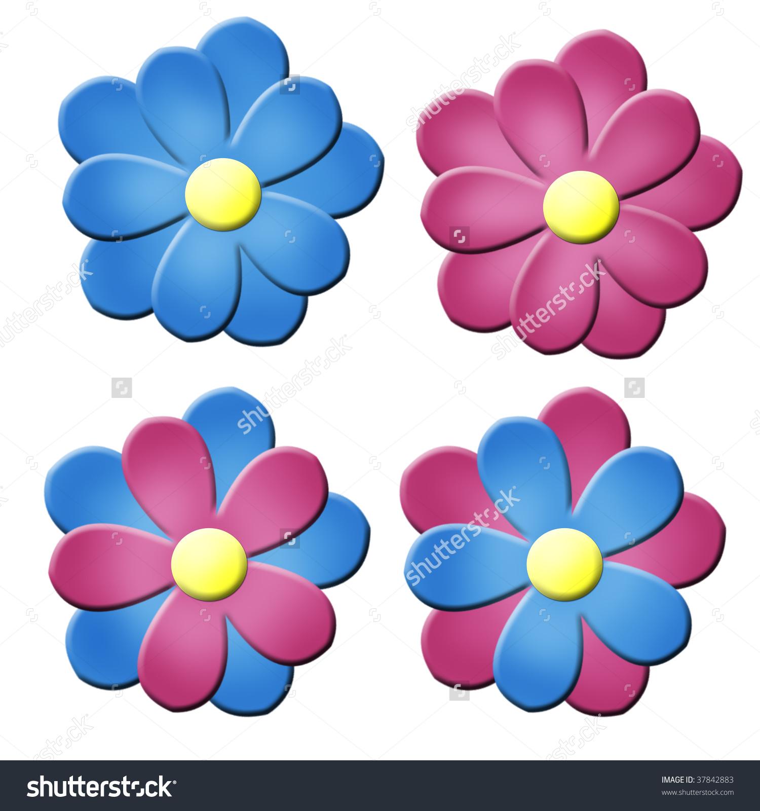 Florets As Clipart. Stock Photo 37842883 : Shutterstock.