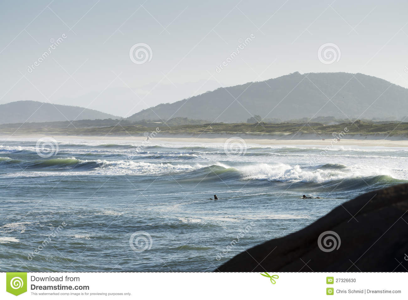 Florianopolis, Brazil Stock Photo.