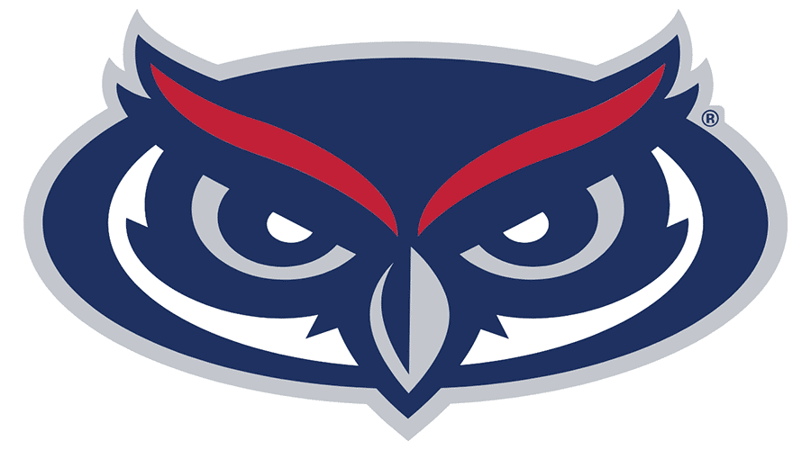 Florida Atlantic University (FAU) Logo Download.