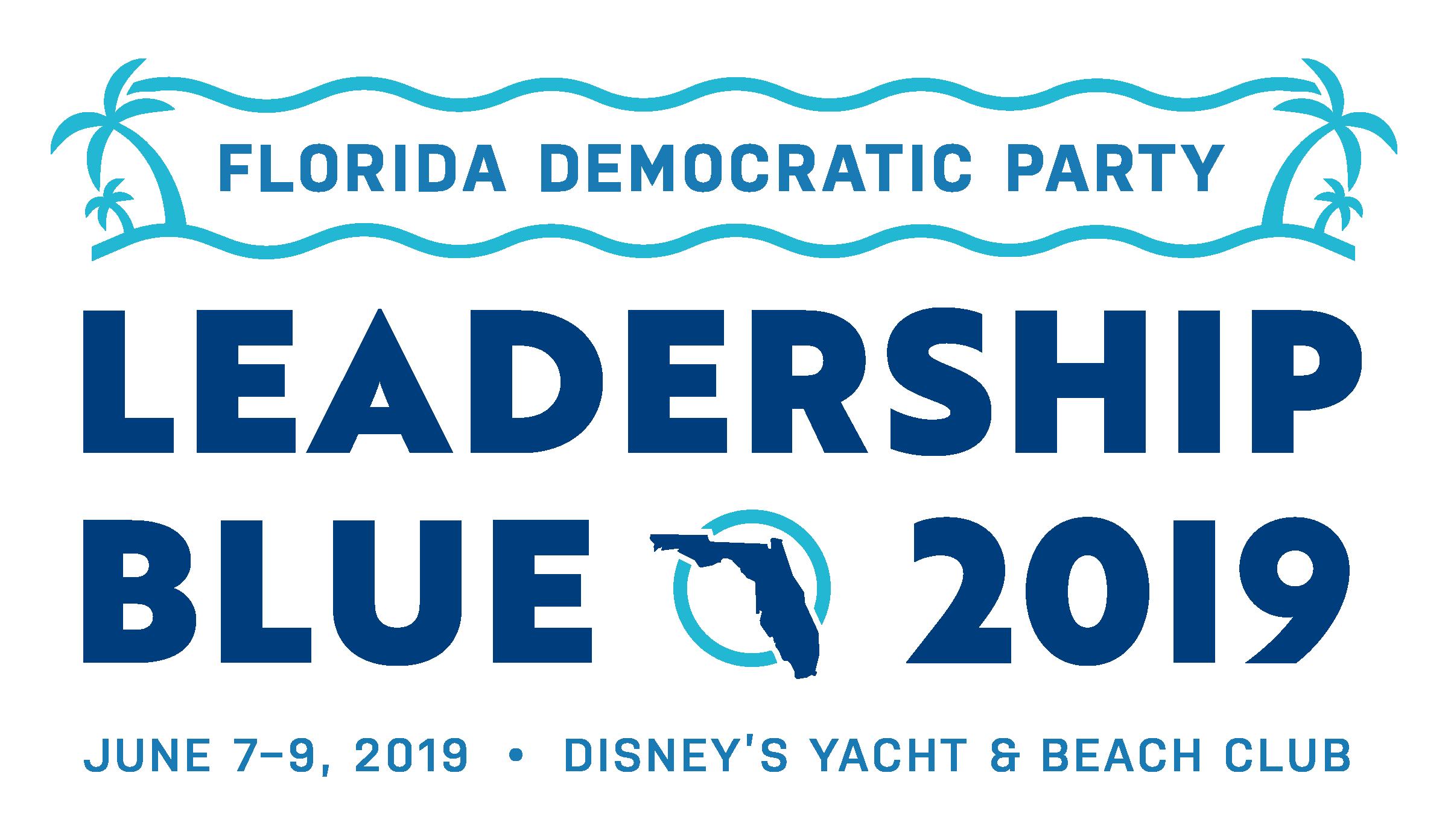 Leadership Blue 2019 • Florida Democratic Party.