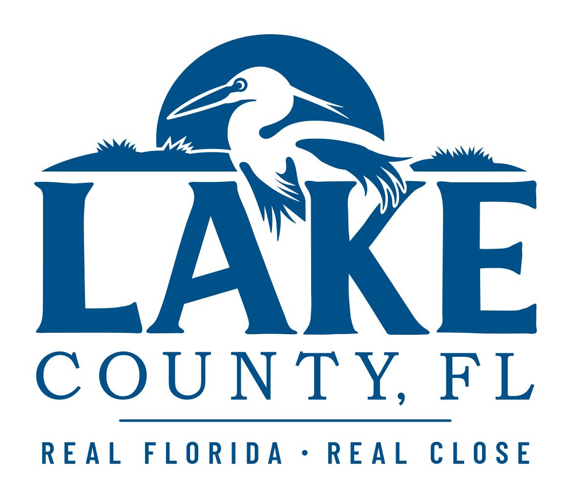 Download the Lake County, Florida Logo.