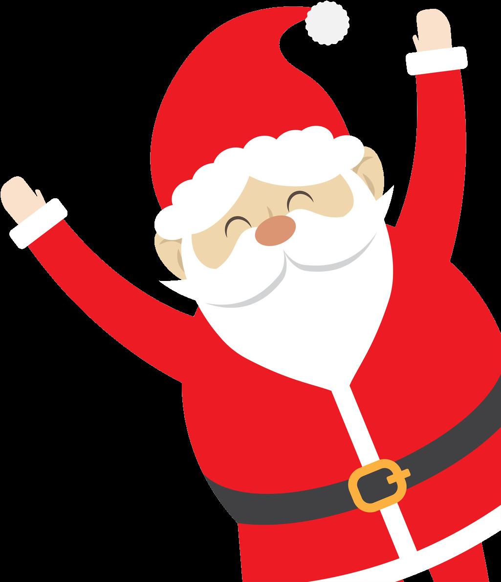 Santa Sighting.