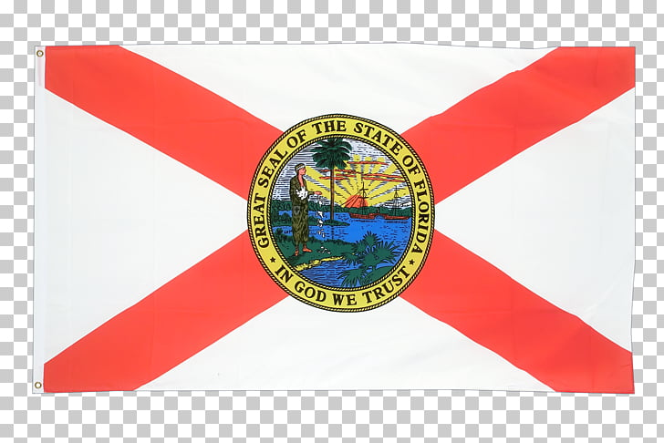 Flag of Florida Flag of Florida Fahne Flagpole, Flag PNG.