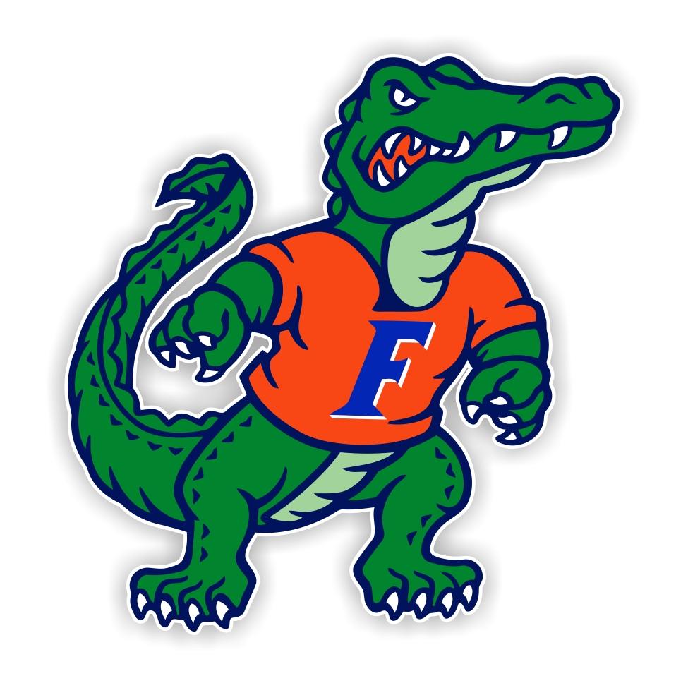 Florida Gators Clipart.