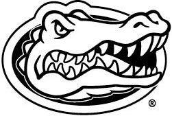 Amazon.com: 3 Inch Albert Gator Logo Decal UF University of.