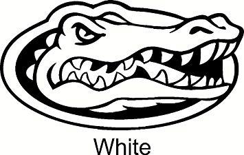 Dead Meat Decals Florida Gators Logo Car Window Vinyl Decal Sticker 6\