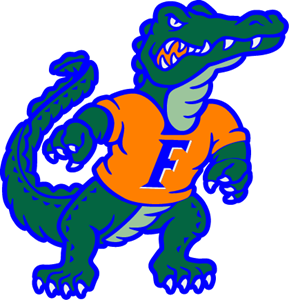 Florida Gators Logo Vector (.EPS) Free Download.