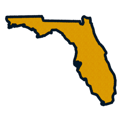 Florida Shape.