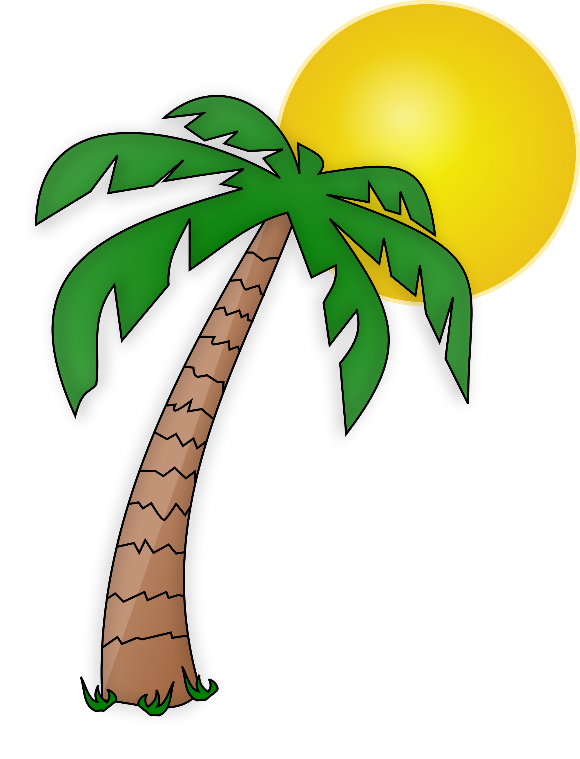 Florida Transparent Clipart.