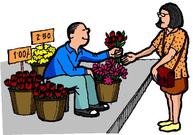 Florist Clipart.