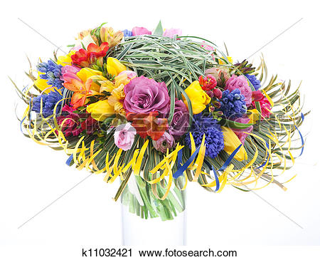 Stock Photography of Floristry.