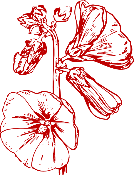 Fabulous Florets Clip Art at Clker.com.