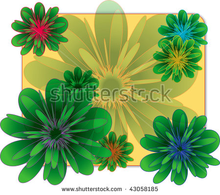 Free Florets as clipart. Photos.