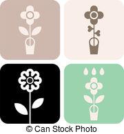 Florets Vector Clip Art EPS Images. 815 Florets clipart vector.