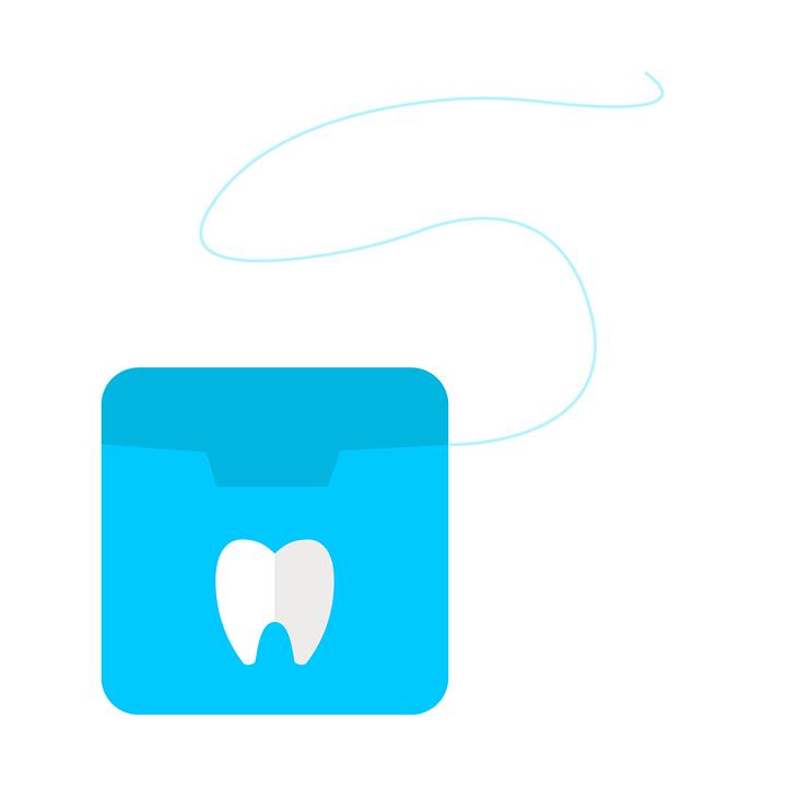 Floss Dentist Dentistry.