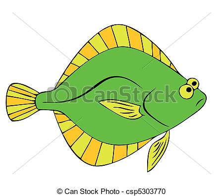 Flounder Stock Illustrations. 486 Flounder clip art images and.