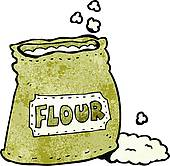 Flour Clipart Illustrations. 7,796 flour clip art vector EPS.