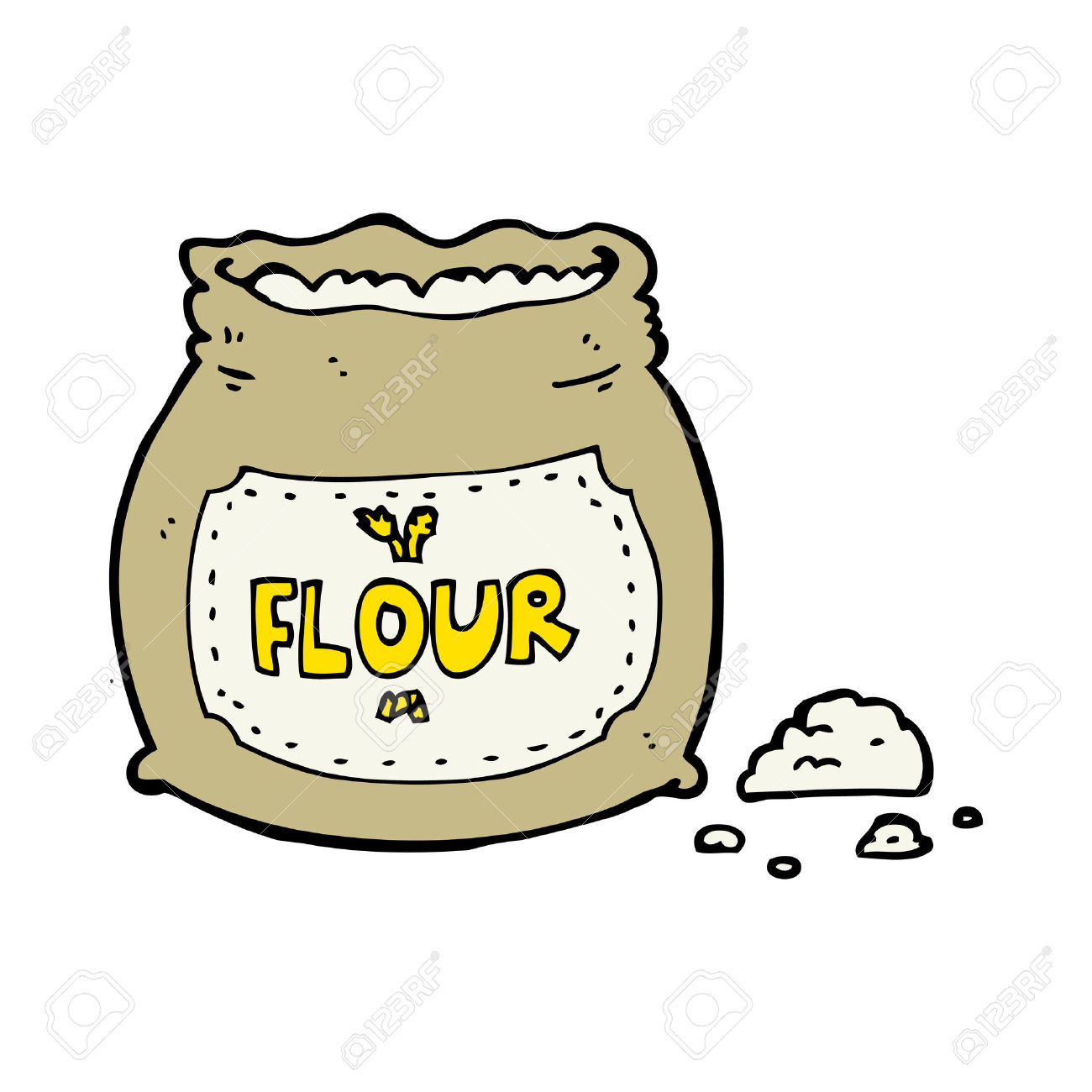 The best free Flour clipart images. Download from 35 free.