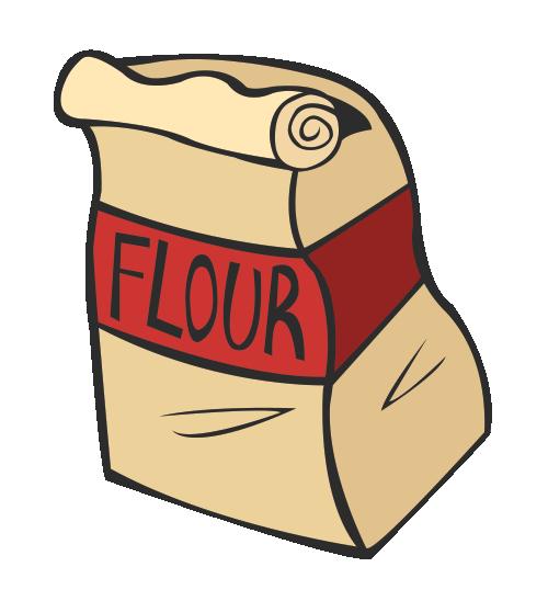 Flour Vector at GetDrawings.com.
