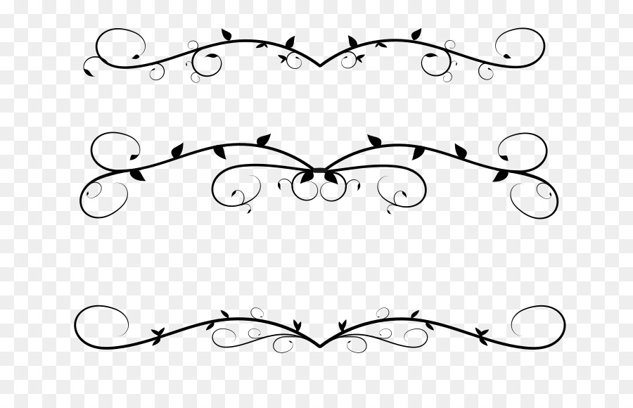 Line Art Drawing Clip Flourish Png Download 800 566 Free Amusing.