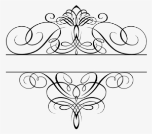 Flourishes PNG, Transparent Flourishes PNG Image Free Download.