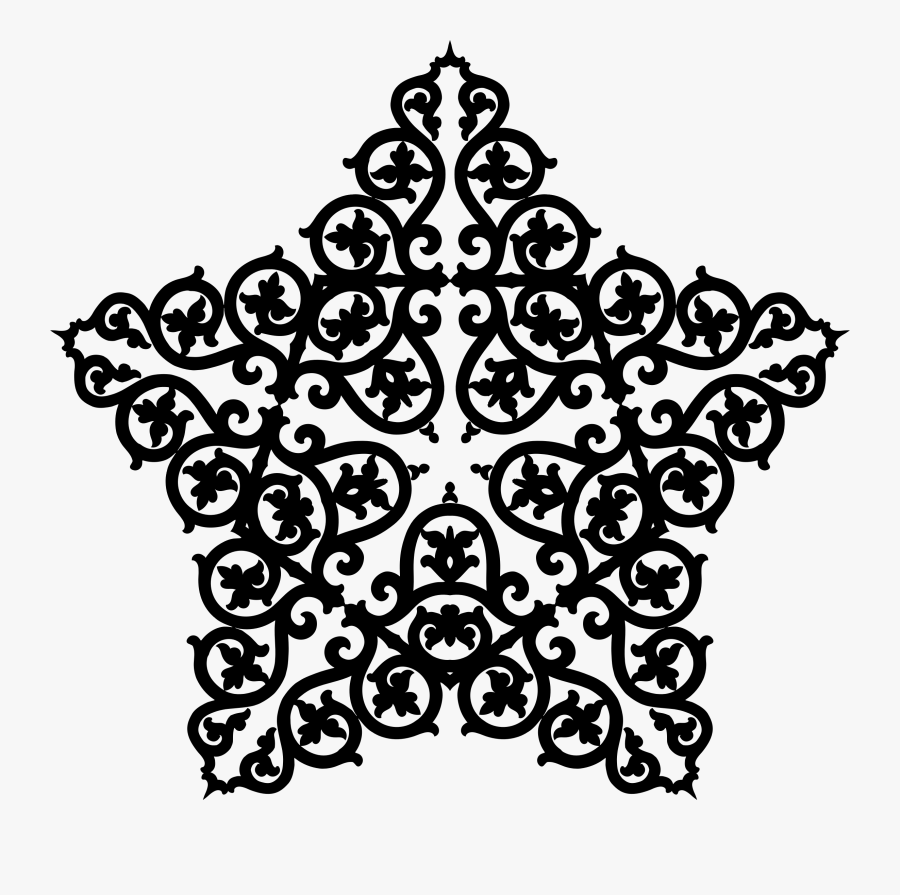 Transparent Flourish Line Png.