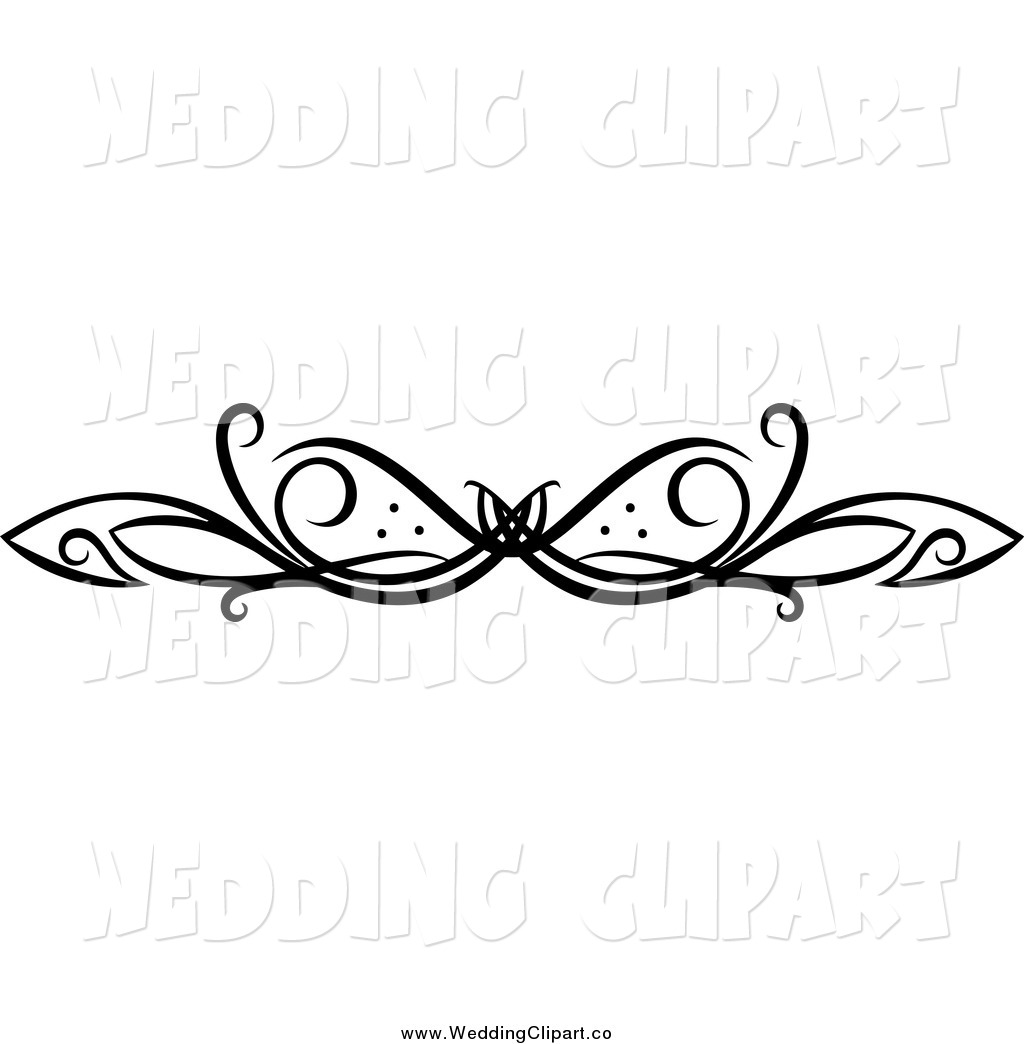 Flourish Swirls Clipart (70+).